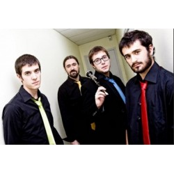 "CD Inxa Impro Quartet ""Kind of trad"""