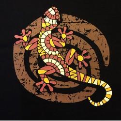 Samarreta unisex Sargantana espiral