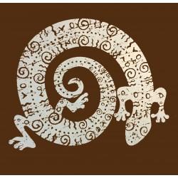 Samarreta unisex Sargantana espiral2