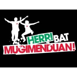 Samarreta Herri bat mugimenduan!