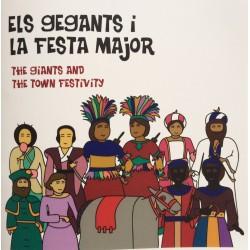 """Llibre-conte """"Els gegants i la Festa Major"""""""