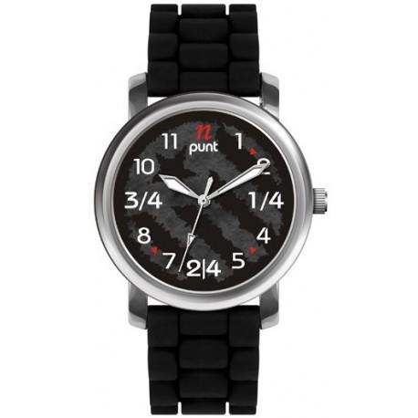 Rellotge DONA Estelat negre ES02S