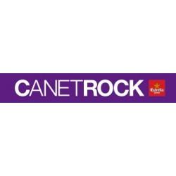Samarreta unisex Canet Rock 2015