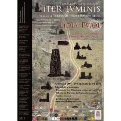"""Entrada GENERAL concert Lídia Pujol """"Iter Luminis"""" a La Torre de Vallferosa"""