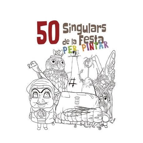 50 Singulars de la Festa per pintar