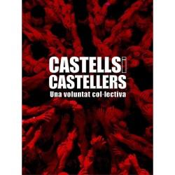 """Llibre """"Castells i castellers - una voluntat col·lectiva"""""""