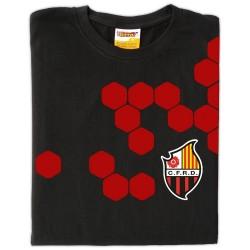 Samarreta CFRD - Hexàgons