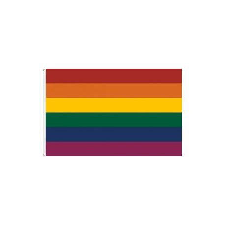 Bandera de l'arc de Sant Martí gais i lesbianes