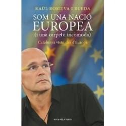 """Llibre """"Som una nació europea"""" de Raul Romeva"""
