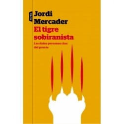 """Llibre """"El tigre sobiranista"""""""