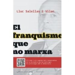 """Llibre """"el franquisme que no marxa"""""""