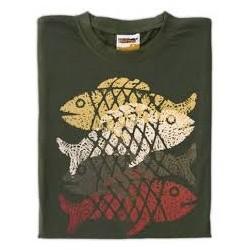"""Samarreta unisex """"peixos capicuats"""""""