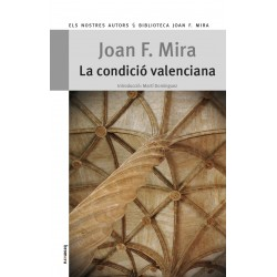 Llibre La condició valenciana