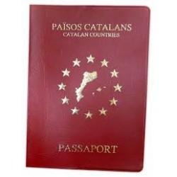 Funda passaport Països Catalans
