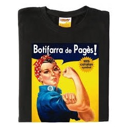 Samarreta Botifarra de pagès!