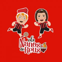 Samarreta infantil CFRD - Els nanos de Reus