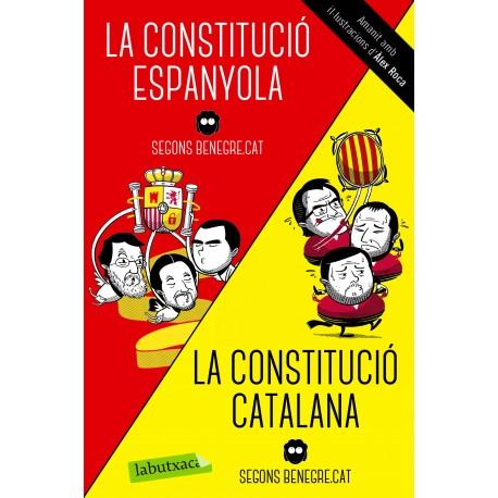 """Llibre """"La Constitució segons Benegre.CAT"""""""