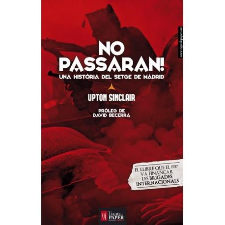 Llibre No passaran!, una història del setge de Madrid