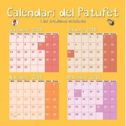 Calendari del Patufet 2016