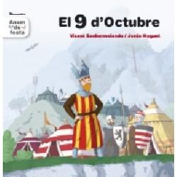 Llibre-conte El 9 d'octubre (manuscrita)
