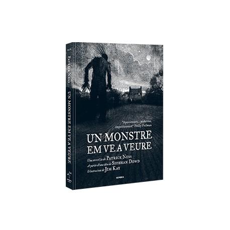 Llibre Un monstre em ve a veure