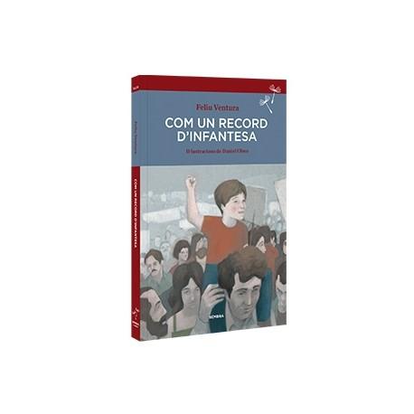 Llibre Com un record d'infantesa, de Feliu Ventura