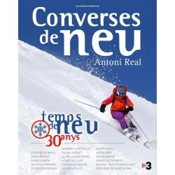 Llibre Converses de neu, amb oferta de forfets