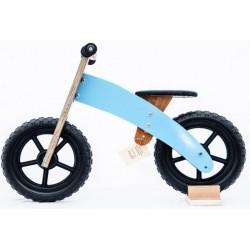 Xicbici: Bicicleta de fusta sense pedals diversos colors