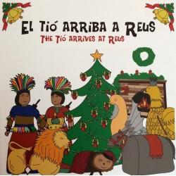 """Llibre-conte """"El tió arriba a Reus"""""""