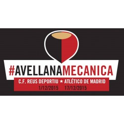 Samarreta CFRD - Avellana Mecànica