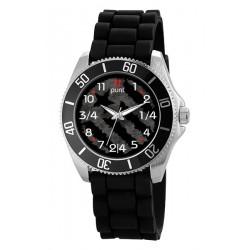 Rellotge home Estelat negre ES02