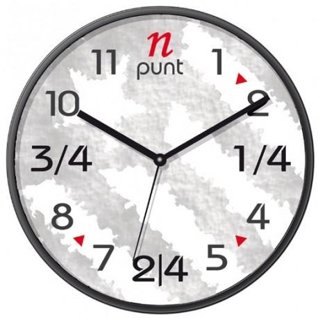 Rellotge de paret estelada NCAP31