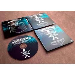 DVD concert Inadaptats Vilafranca - Treballem per les que lluiten