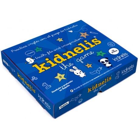 Joc per aprendre anglès Kidnelis The Game