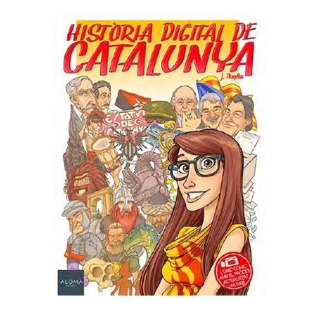Llibre Història digital de Catalunya