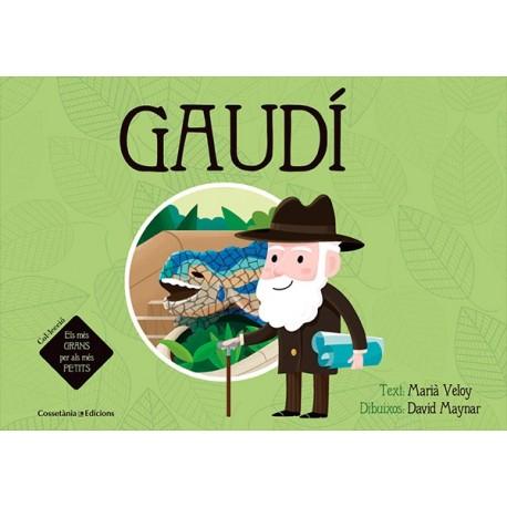 Llibre Gaudí