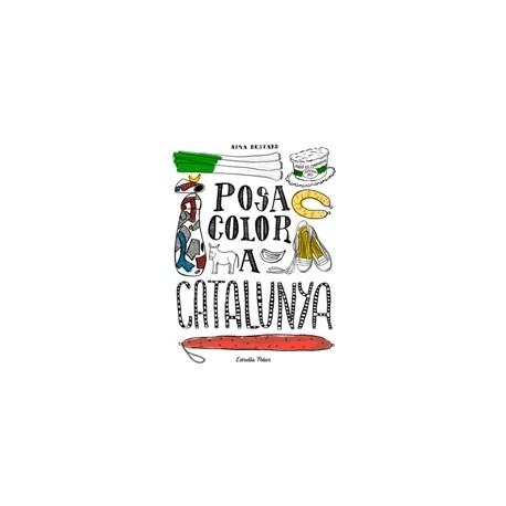 Llibre Posa color a Catalunya