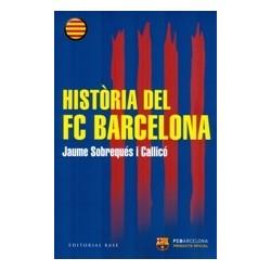 Llibre Història del FC Barcelona