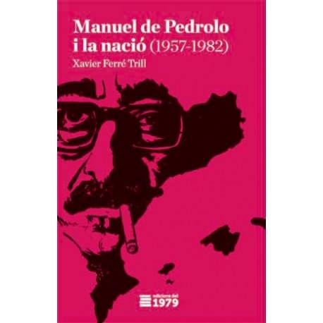 Llibre Manuel de Pedrolo i la nació (1957-1982)