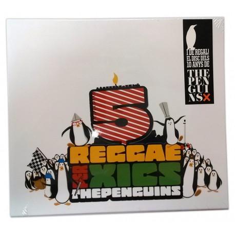 CD the Penguins Reggae per xics 5 anys