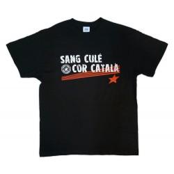 Samarreta Sang culé negre
