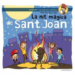 Llibre La nit màgica de Sant Joan