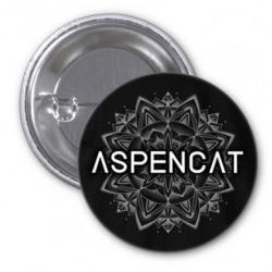 Xapa Aspencat negra model Mandala