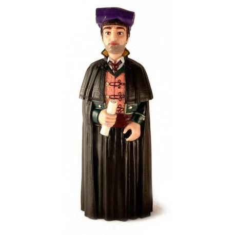 Figura de goma del Gegant Nou de Molins de Rei