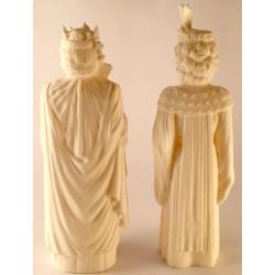 Kit per pintar les Figures de goma de la PARELLA de Gegants de la Vila de Sitges