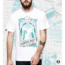 Samarreta Francesc Macià hipster tatuat