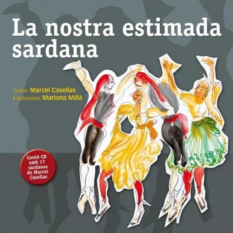 Llibre La nostra estimada sardana, de Marcel Casellas i Mariona Millà