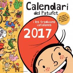 Calendari del Patufet 2017 i les tradicions catalanes