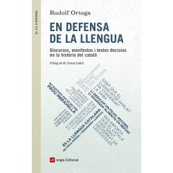 Llibre En defensa de la llengua