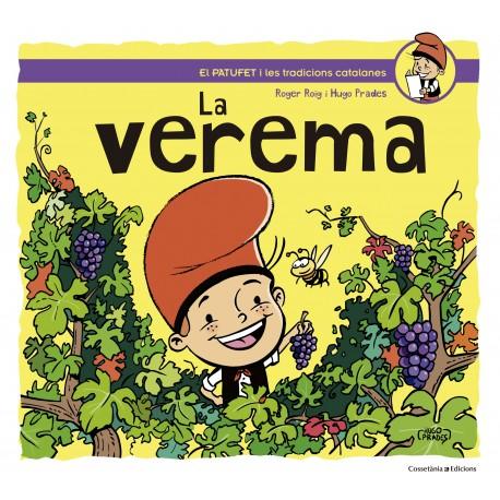 Llibre-conte La verema